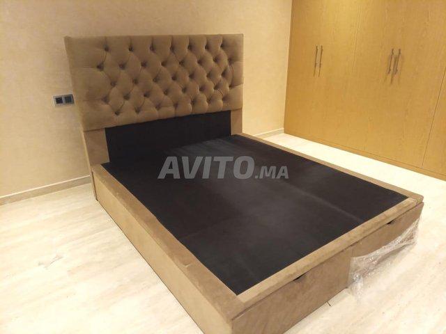 Ha 400 lit tapesserie de chambre bsbznsn - 4