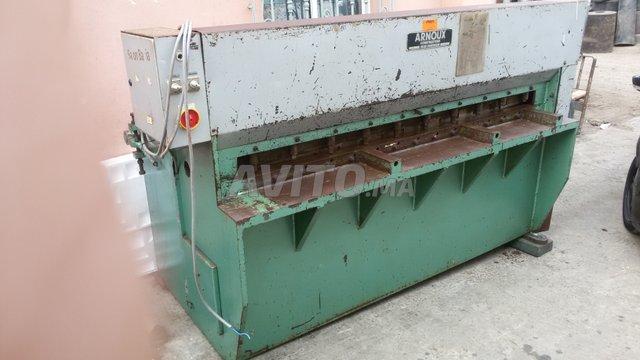 Cisaille guillotine electrique 204 - 4