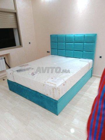 400 lit tapesserie de chambre kdksj - 3