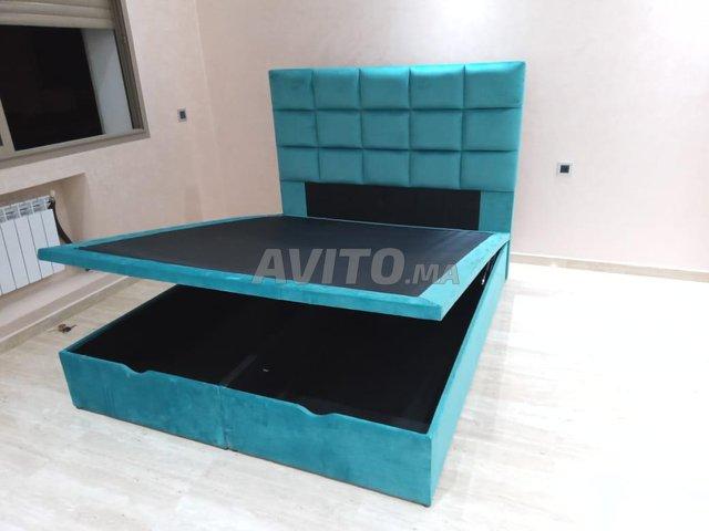 400 lit tapesserie de chambre kdksj - 1