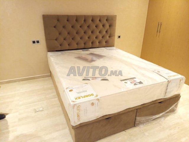 Yevh 400 lit design de chambre Ha  - 4