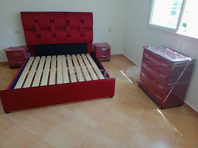 Ha 400 lit tapesserie de chambre bsbznsn - 5