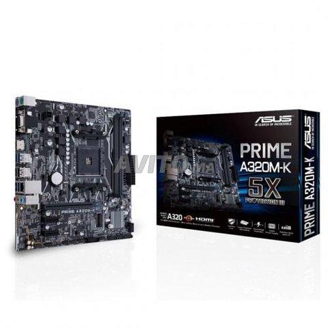 ASUS PRIME A320M-K - CARTE MÉRE AMD - 1