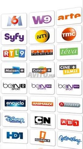 Premium iptv pro .10 000 chaînes tv du monde - 2
