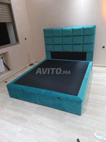 Yevh 400 lit design de chambre Ha  - 5