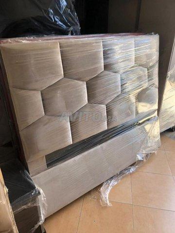 400 lit tapesserie de chambre fdd - 2