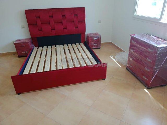 400 lit tapesserie de chambre fdd - 1
