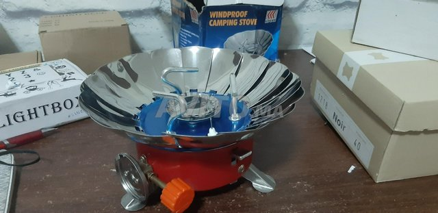 rechaud gaz camping stove - 5
