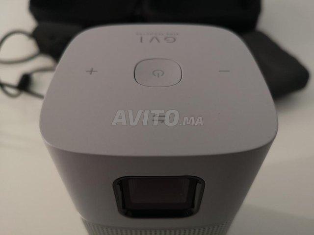 benq gv1 mini projecteur datashow HD - 5