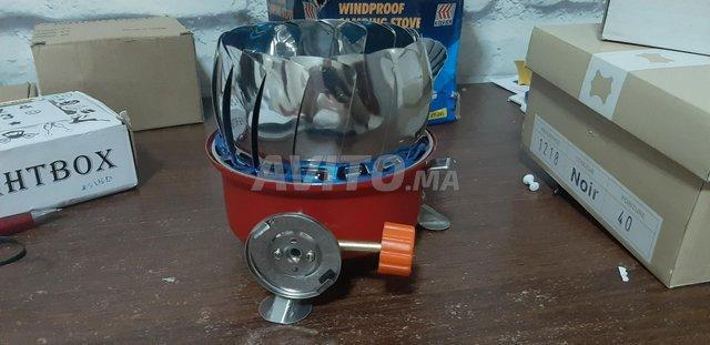 rechaud gaz camping stove - 1