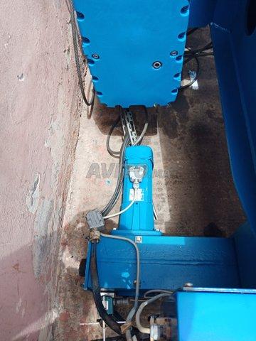 Palan treuil électrique pour portique bi poutre - 4