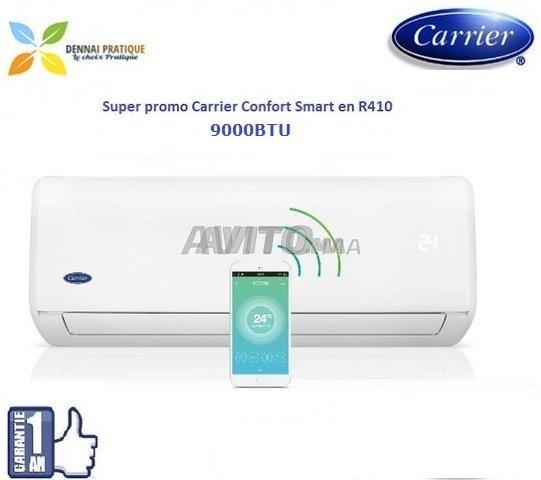 Carrier climatiseur - 1