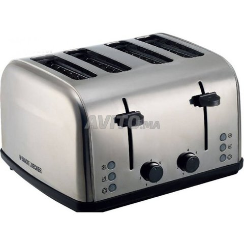 Toasters et Grill pain Grandes marques - 2