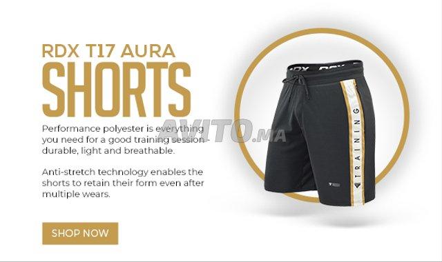 RDX T17 Aura Short SKU RSP-T17GL - 1