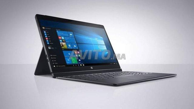 Dell 7275 Core M5 vPro Ram 8GB SSD 256GB - 1