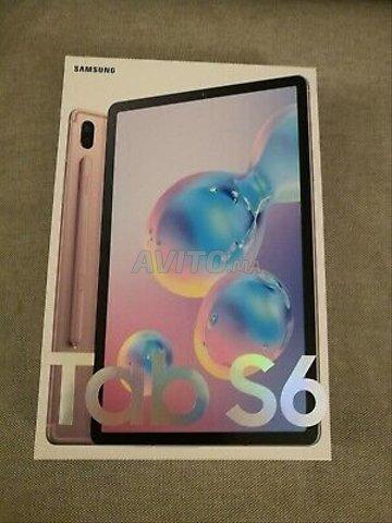 Samsung TAB S6 LTE 4G 6GB 128Go - 6