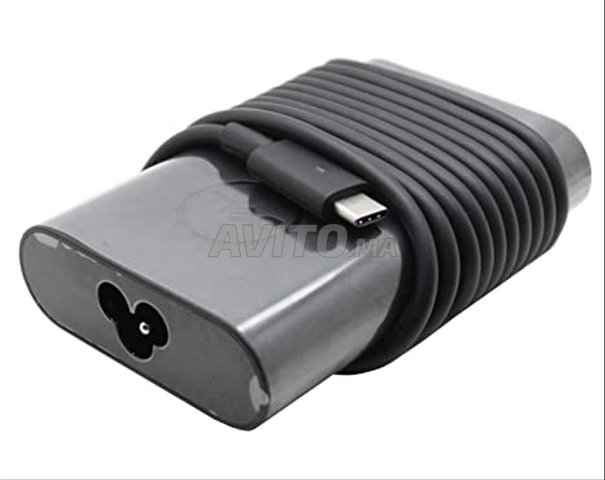 Dell Chargeur USB Type-C 65W Original NEUF - 3