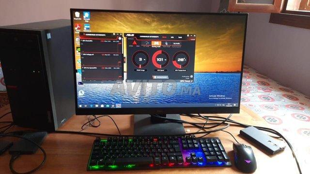 Lenovo Thinkcenter i7 Gamer Nvidia 1050 TI  - 2