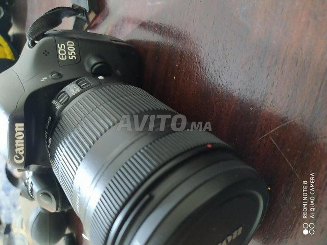 Canon 550d avec 18-135 - 1
