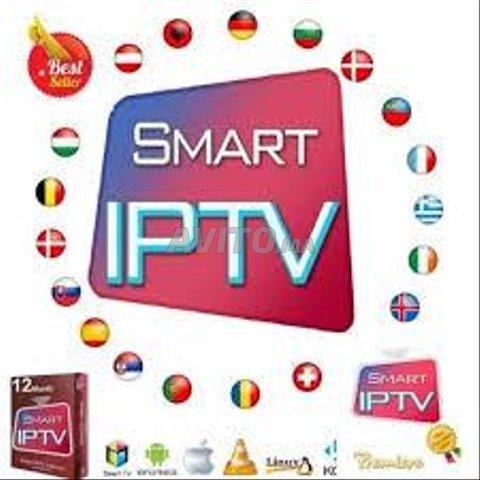 Premium iptv 55000 chaînes et vod sans coupure - 1