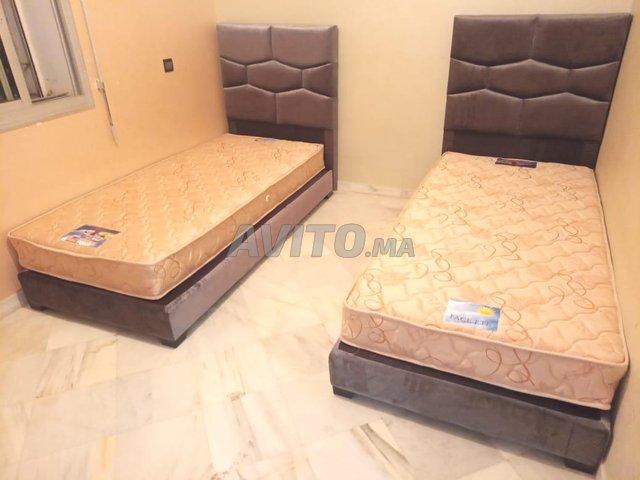 500 lit tapesserie de chambre  - 1