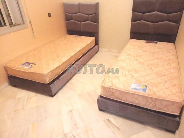500 lit tapesserie de chambre  - 5