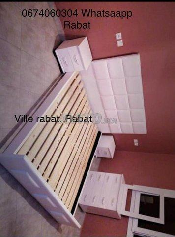 500 lit tapesserie de chambre  - 4