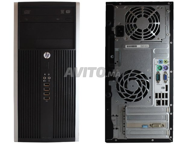 HP Compaq Tour 6200 i5 Ram 4GB HDD 250GB - 1
