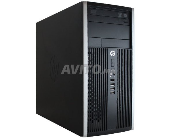 HP Compaq Tour 6200 i5 Ram 4GB HDD 250GB - 2