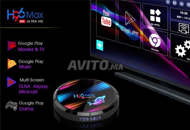 H96 Max X3 S905x3 4Gb 128Go - 6