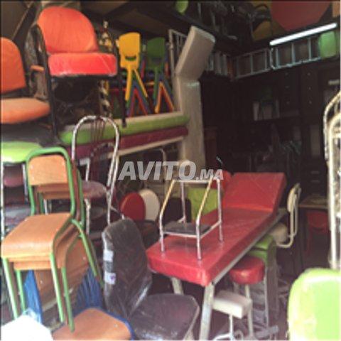 Matirail de esthtique et chaise new DH  - 1