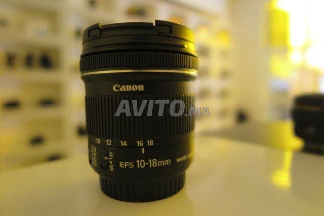 Canon 10 18 STM  - 1