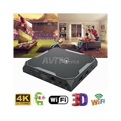 X96 Max tVbox 8K 4G64 SMART tVbox - 4