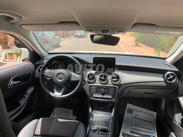 Mercedes GLA - 4