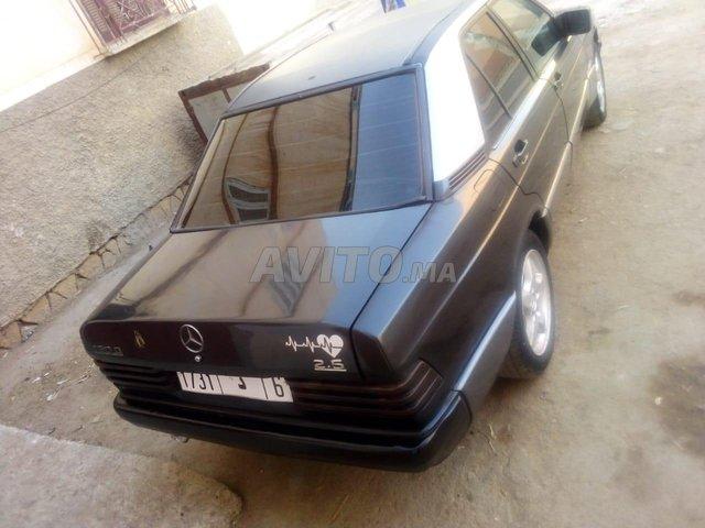Voiture Mercedes benz R190 1986 à casablanca  Diesel  - 4 chevaux
