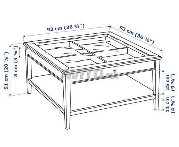 Table basse  - 4