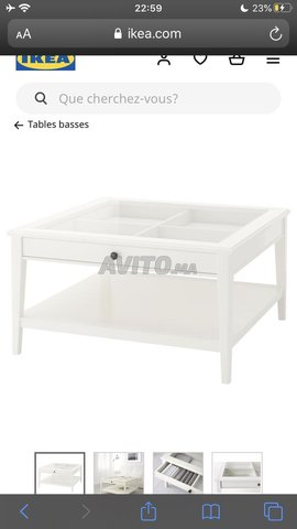 Table basse  - 2