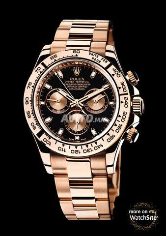 Montre Rolex Daytona Bronse fonnd noir 1303 - 1
