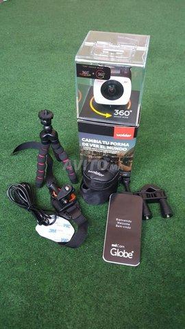 Camera Wolder ICam Globe 360 degres - 2