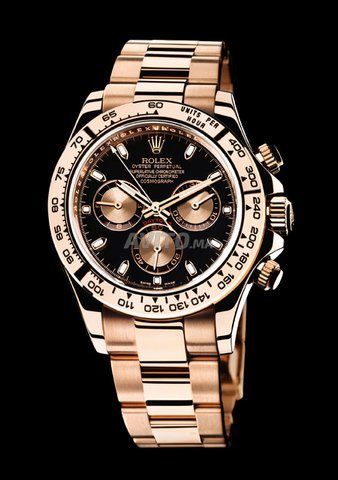 Montre Rolex Daytona Bronse fonnd noir 1303 - 4