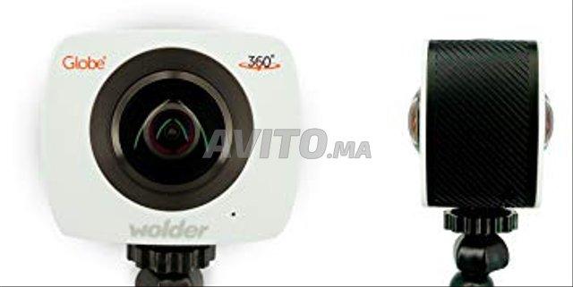 Camera Wolder ICam Globe 360 degres - 1