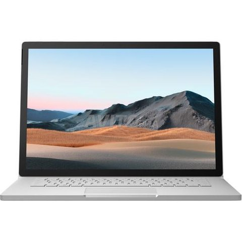 Microsoft Surface Book 3 . 15 inch . 10th Gen  - 5