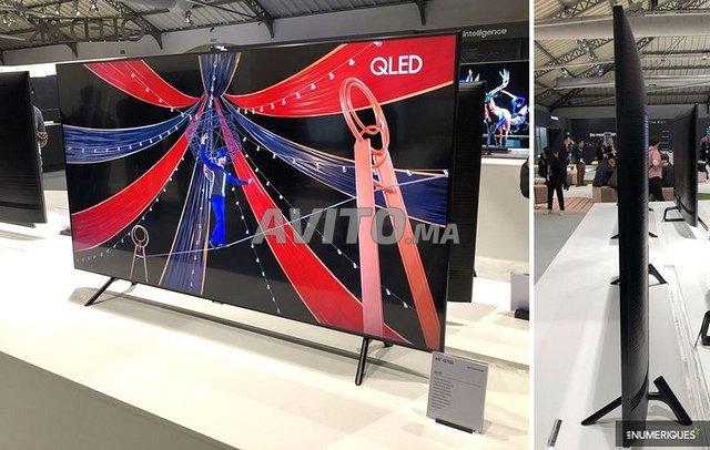 Samsung 75'' qled tv smart uhd 4k promotion 2020 - 1