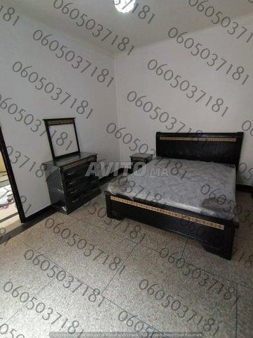 Des chambre dispo de deux places lit AB12 - 1
