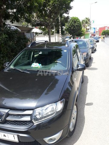 Voiture Dacia Sandero 2014 à rabat  Diesel  - 6 chevaux