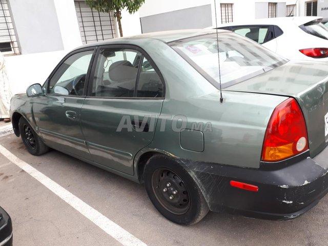Voiture Hyundai Accent 2003 à casablanca  Essence  - 7 chevaux