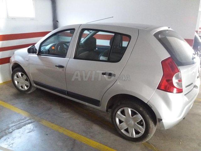 Voiture Dacia Sandero 2013 à el-jadida  Diesel