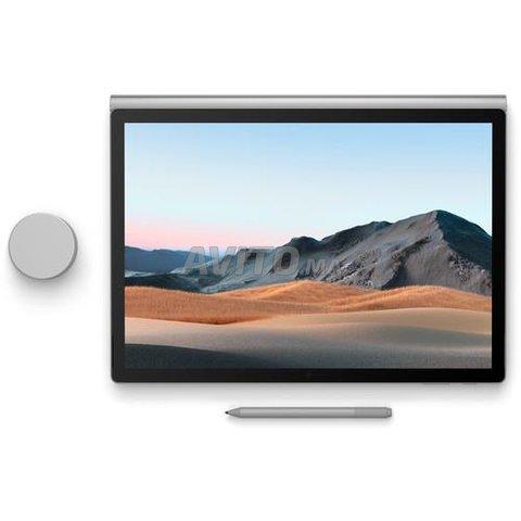 Microsoft Surface Book 3 . 15-inch 10th Gen - 6