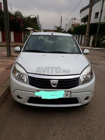 Voiture Dacia Sandero 2010 à kénitra  Diesel  - 7 chevaux