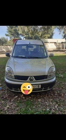 Voiture Renault Kangoo 2007 à ain-sbit  Diesel  - 7 chevaux